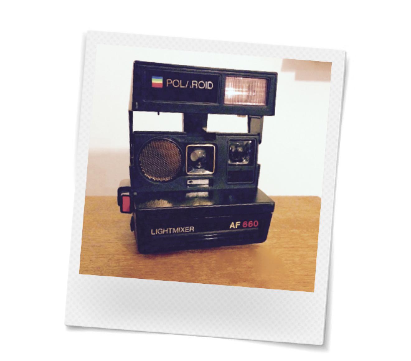 Polaroid Box mieten