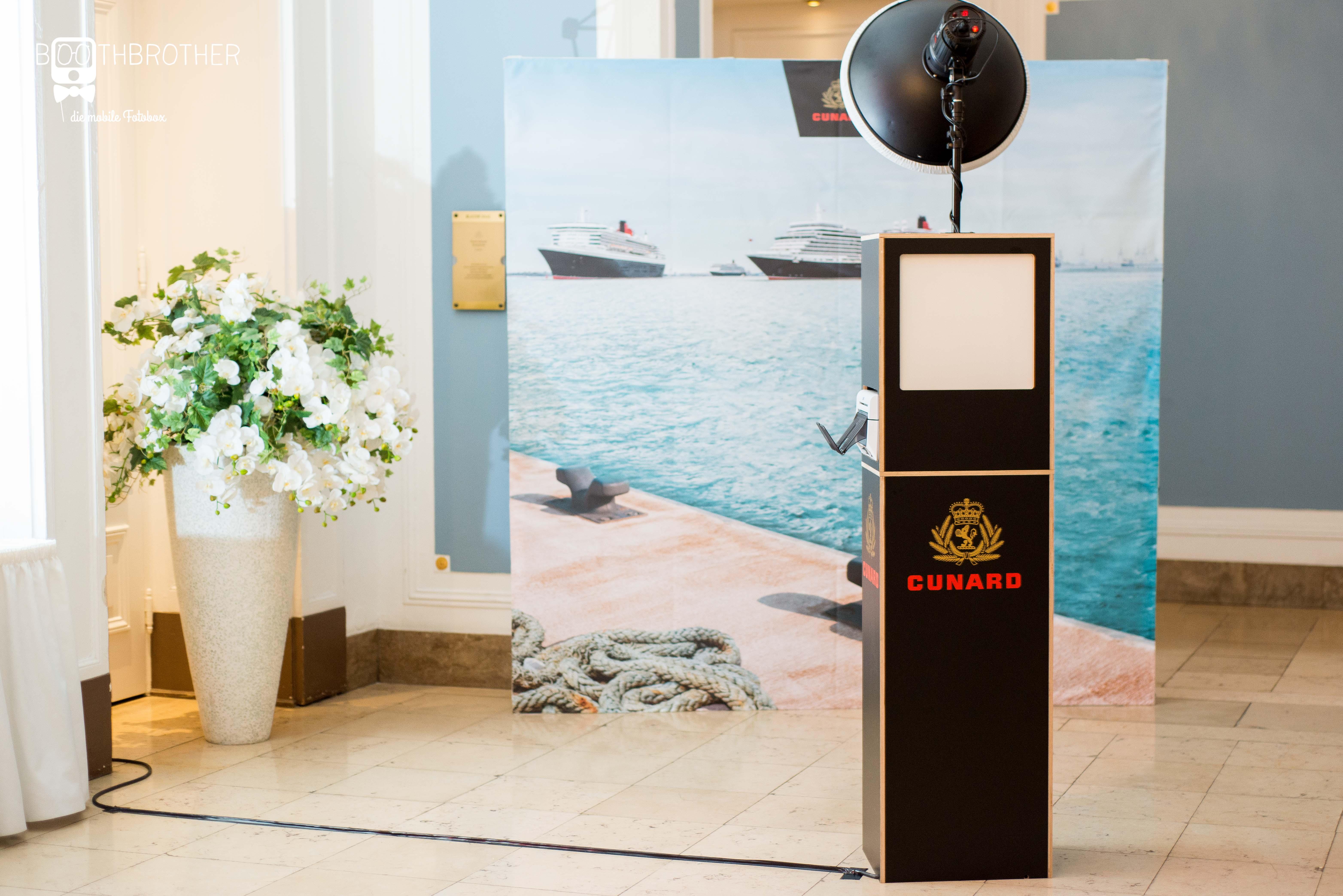 Fotobox für Events in Hamburg, Lübeck oder Lüneburg